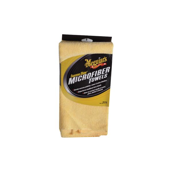 מטלית מיקרו פייבר צהובה